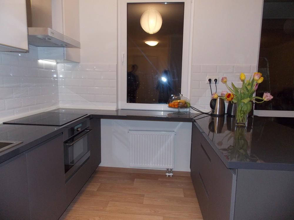 Акриловые кухни-Кухня МДФ в эмали «Модель 182»-фото5