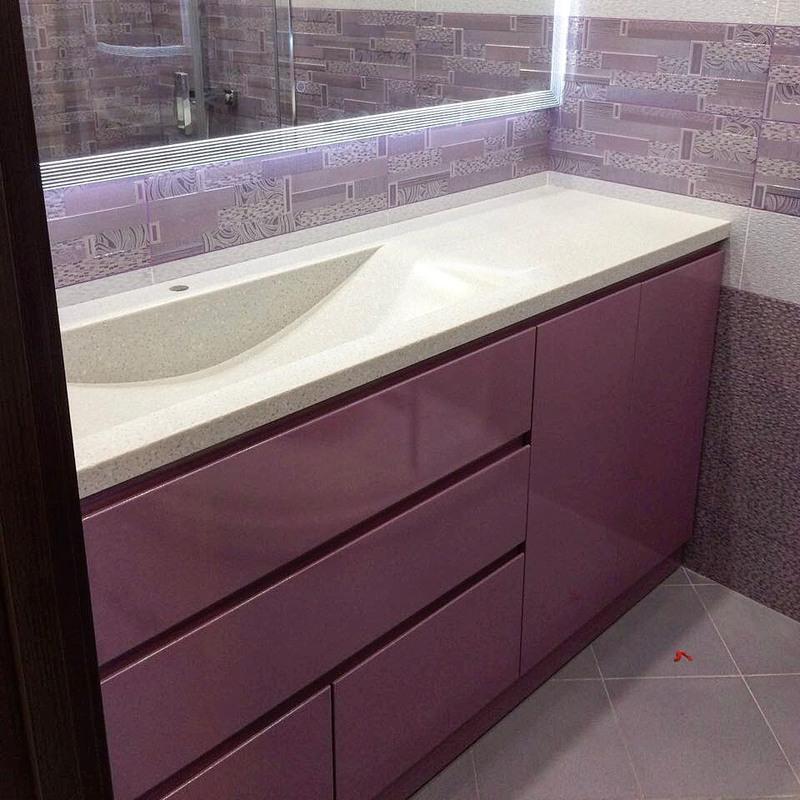 Мебель для ванной комнаты-Мебель для ванной «Модель 24»-фото1