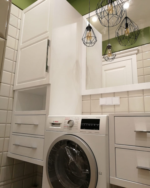 Мебель для ванной комнаты-Мебель для ванной «Модель 2»-фото5
