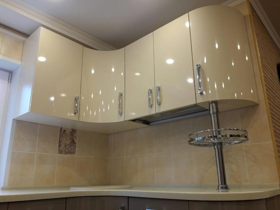Белый кухонный гарнитур-Кухня «Модель 481»-фото6