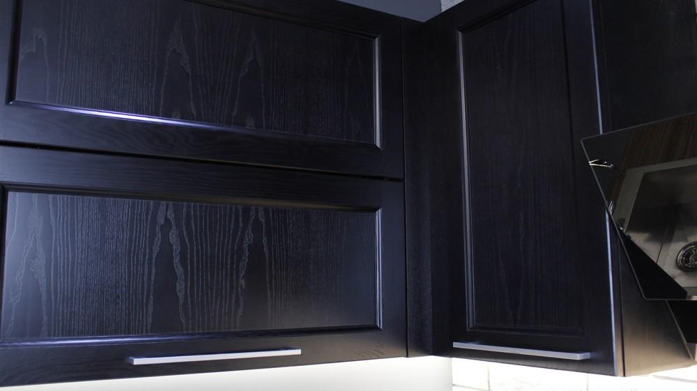 Встроенная кухня-Кухня МДФ в ПВХ «Модель 153»-фото8