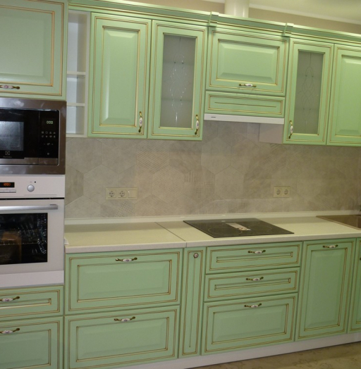 -Кухня МДФ в ПВХ «Модель 326»-фото19