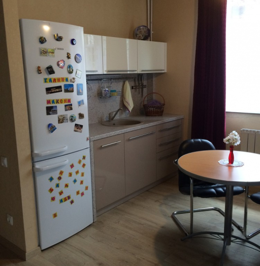 -Кухня из пластика «Модель 104»-фото6