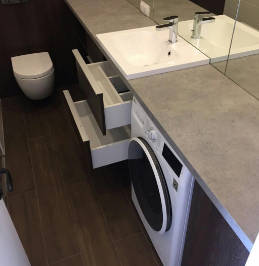Мебель для ванной комнаты-Мебель для ванной «Модель 70»-фото10