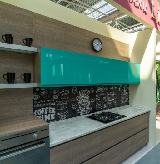 -Кухня МДФ в эмали «Модель 49»-фото12
