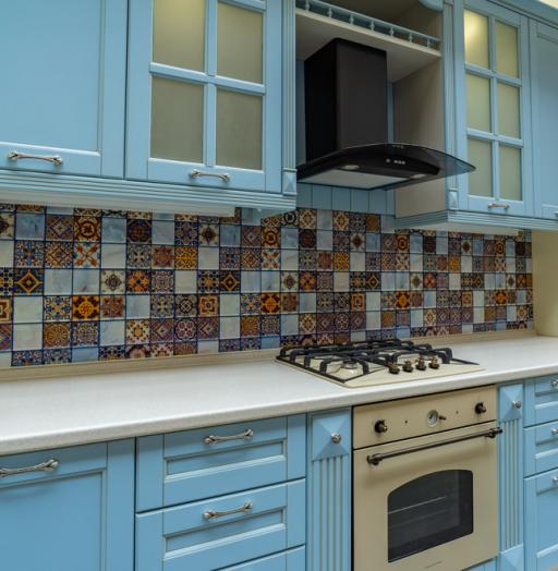 -Кухня МДФ в ПВХ «Модель 54»-фото24
