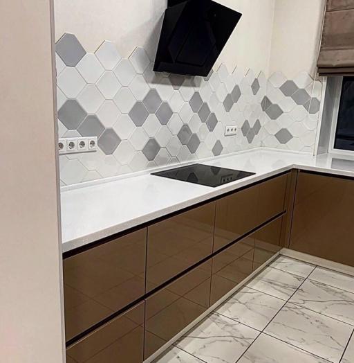 -Кухня МДФ в ПВХ «Модель 60»-фото24