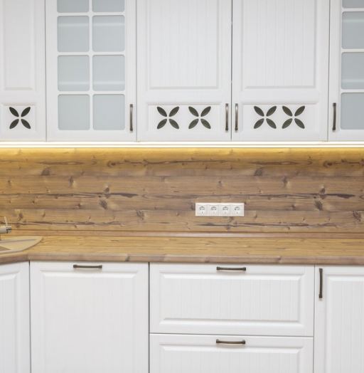 -Кухня МДФ в ПВХ «Модель 10»-фото8