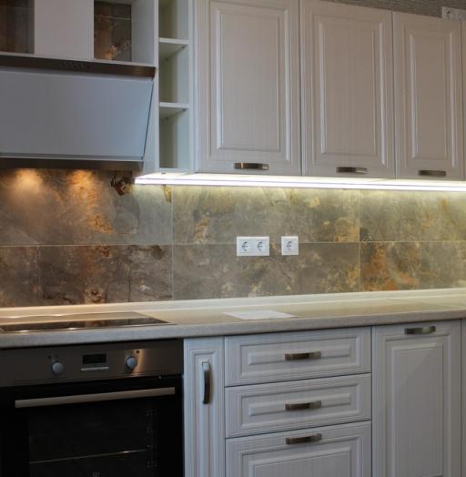 -Кухня из пластика «Модель 132»-фото12