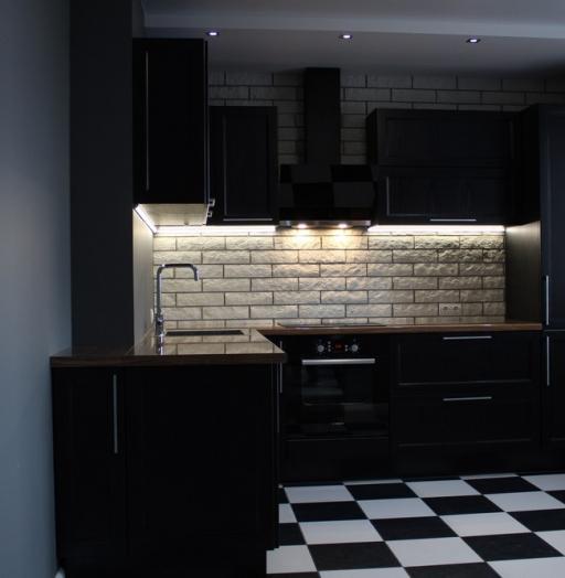 -Кухня МДФ в ПВХ «Модель 153»-фото20