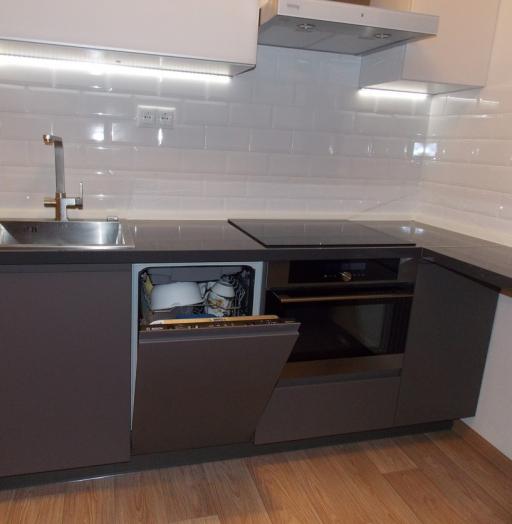 -Кухня МДФ в эмали «Модель 182»-фото27