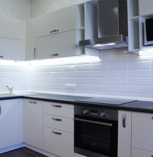 -Кухня из пластика «Модель 201»-фото22