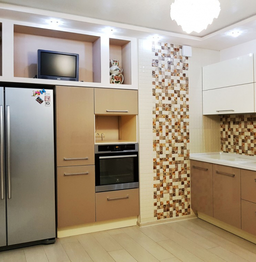 -Кухня из акрила «Модель 298»-фото11